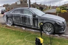 V69 Sterling Valet Snow Foam