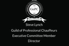 GoPC Member Logo B on W Grey Border Vectorised James Ramsey