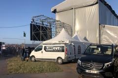 V88 Belgium Backstage