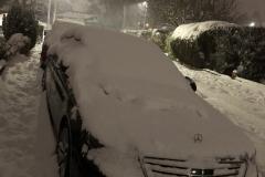 V55 in snow Sterling
