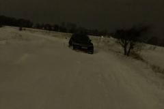 RR17 snowdrift