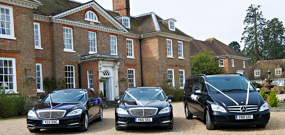 Wedding Car Chauffeur Kent