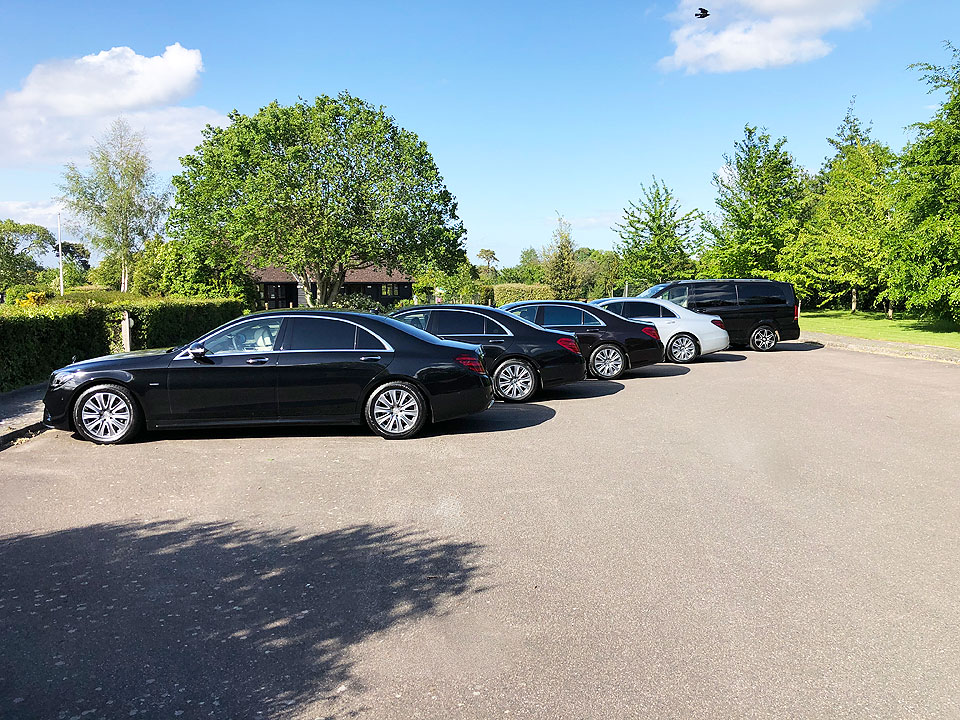 Chauffeurs Kent Sterling Service