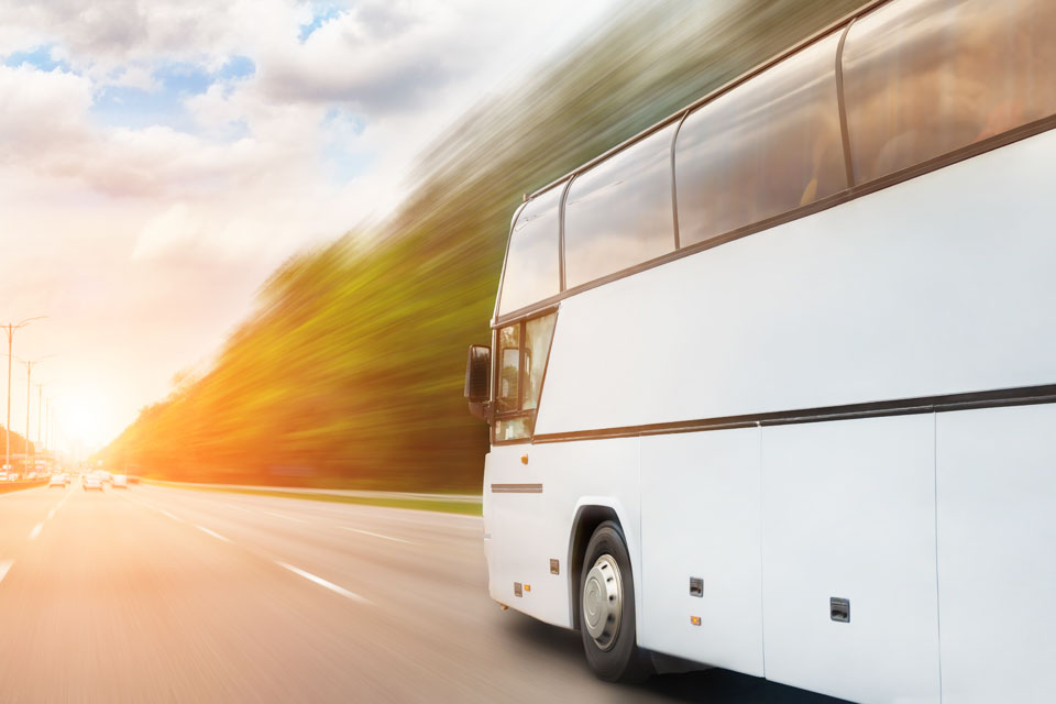 Chauffeur Coach Service UK from Sterling Service
