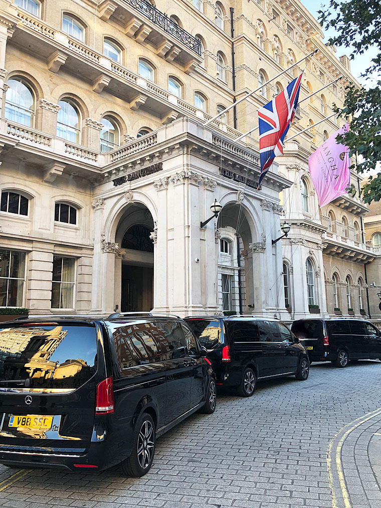 Hotel Chauffeur Service in London