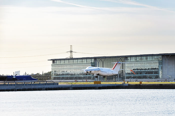 London City Airport Chauffeur Service