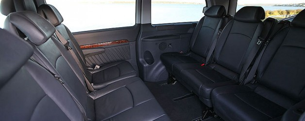 Mercedes Viano Internal