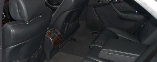 Mercedes S Class Internal