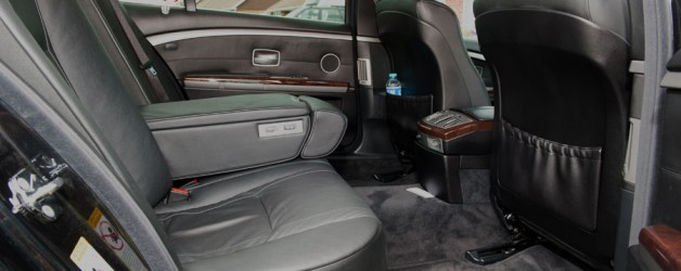 BMW 7 Series Limo Internal