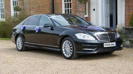 Mercedes S Class for Weddings