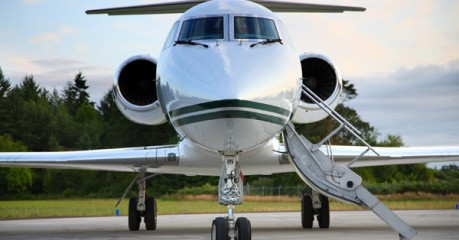 Private Jet Farnborough
